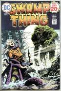 SWAMP THING #11, NM-, Horror, 1972 1974, Len Wein, Redondo, more in store