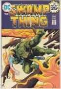 SWAMP THING #14, VF+, Horror, 1972 1975, Tomorrow Children, Redondo, more in store