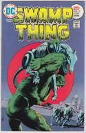 SWAMP THING #17, FN/VF, Horror, 1972 1975, Machine, Redondo, more in store