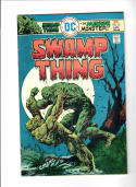SWAMP THING #20, FN/VF, Horror, 1972 1976, Monster, Redondo, more in store