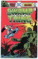 SWAMP THING #21, FN/VF, Horror, 1972 1976, Shocker, Redondo, more in store
