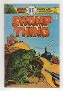 SWAMP THING #22, FN/VF, Horror, 1972 1976, Arizona, Redondo, more in store