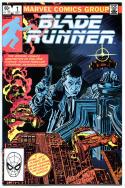 BLADE RUNNER #1, VF, Al Williamson, 1982, Harrison Ford, Ridley Scott