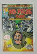 NO-PRIZE BOOK #1, VF, Stan Lee, Official Marvel, 1982, Bronze age