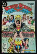 WONDER WOMAN #1, VF+, Perez, Gods, Paradise, Amazon, 1987, more WW in store