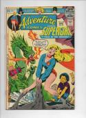 ADVENTURE COMICS #418, VF, SuperGirl, Dragon, Black Canary, 1938 1972, more in store