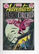 ADVENTURE COMICS #428, FN, 1st Black Orchid, Origin, 1938 1973, more in store