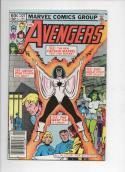 AVENGERS #227, FN/VF, Captain Marvel, Wasp, 1963 1983, Marvel, w/ Jewelers insert