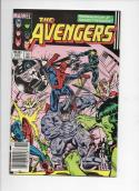 AVENGERS #237 238, FN/VF, Spider-man, Captain Marvel, 1963 1983, more Marvel in store