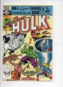 HULK #265, VF/NM, Incredible, Bruce Banner, Rangers, 1968 1981, Marvel