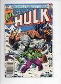 HULK #272, VF+, Incredible, Bruce Banner, Rocket Raccoon, 1968 1982, Marvel