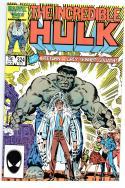HULK #324, VF, Incredible, Grey, Milgrom, 1968 1986, more Marvel in store
