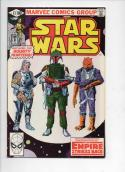 STAR WARS #42, VF+, Luke Skywalker, Boba Fett, Darth Vader, 1977,more SW in store