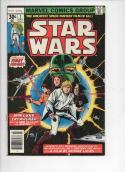 STAR WARS #1, VF+, Luke Skywalker, Han Solo, Leia, 1977, more SW in store