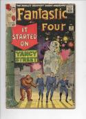 FANTASTIC FOUR #29, FR, Stan Lee, Thing, Jack Kirby, 1961, more FF in store