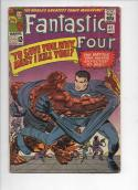 FANTASTIC FOUR #42, FR, Stan Lee, Thing, Jack Kirby, 1961 1965, more FF in store