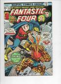 FANTASTIC FOUR #165, VF+, Crusader, Thing, 1961 1975, more FF in store