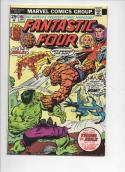 FANTASTIC FOUR #166, VG, Hulk vs Thing, 1961 1976, more FF in store