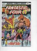 FANTASTIC FOUR #168, VG+, Luke Cage, Power Man, 1961 1976, more FF in store