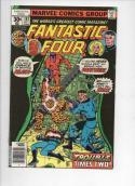 FANTASTIC FOUR #187, VF+, Klaw, Perez, 1961 1977, Marvel, more FF in store