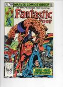 FANTASTIC FOUR #249 NM Super-Man Gladiator 1961 1982 Marvel, more FF in store