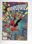 DAREDEVIL #186 VF/NM  Murdock, Frank Miller, 1964 1982, more Marvel in store