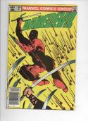 DAREDEVIL #187 188 189 190 VG+  Murdock, Frank Miller, 1964 1982, more Marvel in store