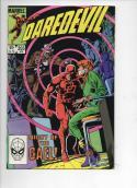 DAREDEVIL #205 NM  Murdock, Gael, 1964 1984, more Marvel in store