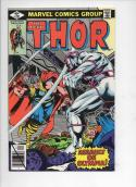 THOR #287 NM God of Thunder Olympia Assault 1966 1979, more Thor in store
