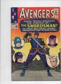 AVENGERS #19, VF, 1st Swordsman, Origin Hawkeye, 1963 1965 more in store