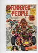 FOREVER PEOPLE #1, NM-, Jack Kirby, Darkseid, Superman, 1971, more JK in store