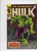 HULK #105, VF/NM, 1st Missing Link, Bruce Banner, Incredible, 1968, Marvel