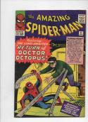 AMAZING SPIDER-MAN #11, VF, Steve Ditko, Dr Octopus, 1963 1964, more ASM in store