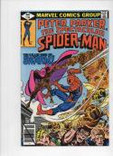 Peter Parker SPECTACULAR SPIDER-MAN #36 NM-, Swarm 1976 1979 more in store