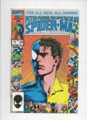 Peter Parker SPECTACULAR SPIDER-MAN #120 NM-, Marvel 1976 1986 more in store