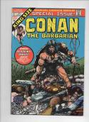 CONAN the BARBARIAN #1 Special, FN, Robert Howard, Barry Smith, 1973 more in store