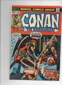 CONAN the BARBARIAN #23, VG Barry Smith, Howard, 1970 1973, Red Sonja
