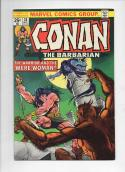 CONAN the BARBARIAN #38 VF/NM, Buscema, Were-Woman, Howard, 1970 1974