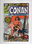CONAN the BARBARIAN #100 VF/NM, Buscema, Ernie Chan, Howard, 1970 1979 Belit, d