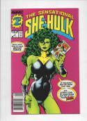 SHE-HULK #1 VF+,  John Byrne, 1989, more Marvel and She-Hulk in store
