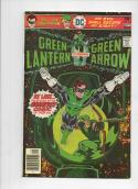 GREEN LANTERN 90, FN+, Arrow, Mike Grell, 1960 1976, Those Who Worship Evil's Might