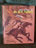 ART QUEST of ALEX NINO Hardcover, NM, Signed with Woman Sketch, 2015, hc