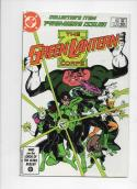 GREEN LANTERN #201, FN, Kilowog, Corps, DC, 1960 1986 more in store