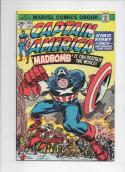 CAPTAIN AMERICA #193, FN, MadBomb, Jack Kirby, 1968 1976, more CA in store