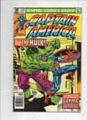 CAPTAIN AMERICA #257, VF+, vs Hulk Gamma-Droid 1968 1981, more CA in store