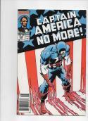 CAPTAIN AMERICA #332, NM, Cap Quits, No More 1968 1987, more CA in store