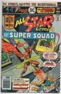 ALL-STAR COMICS #61 VF  Justice Society of America Super Squad 1976