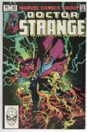 DR STRANGE #55 NM- Golden Austin 1974 1982 Doctor more in store