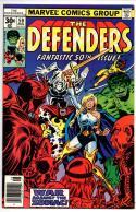 DEFENDERS #50, VF+, Hulk, Moon Knight, Valkyrie, 1972 1977, more Marvel in store