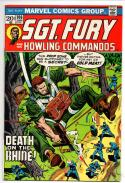 SGT FURY #106, VF/NM, Howling Commandos, WWII,  Dick Ayers, Germans, 1963 1973